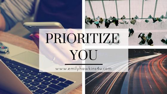 Prioritize You