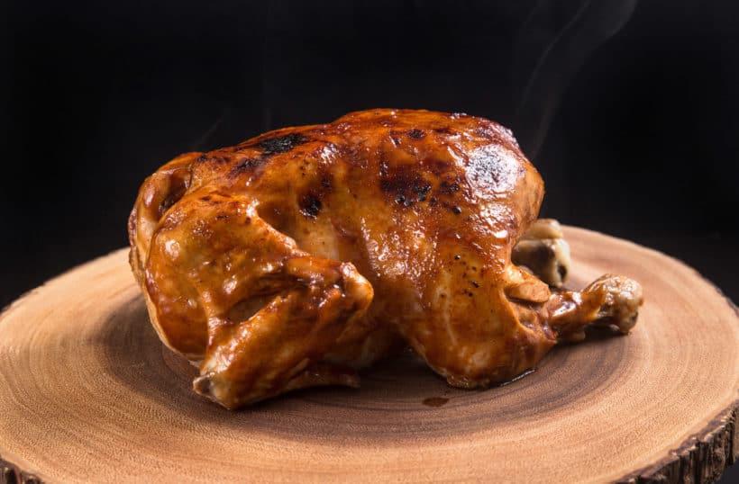 Instant Pot BBQ Whole Chicken recipe
