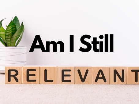 """4 Scenarios That Have You Asking, """"Am I Still Relevant in the Job Market?"""""""