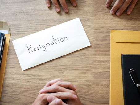 The Great Resignation, Is It Happening, and Should You Do It?
