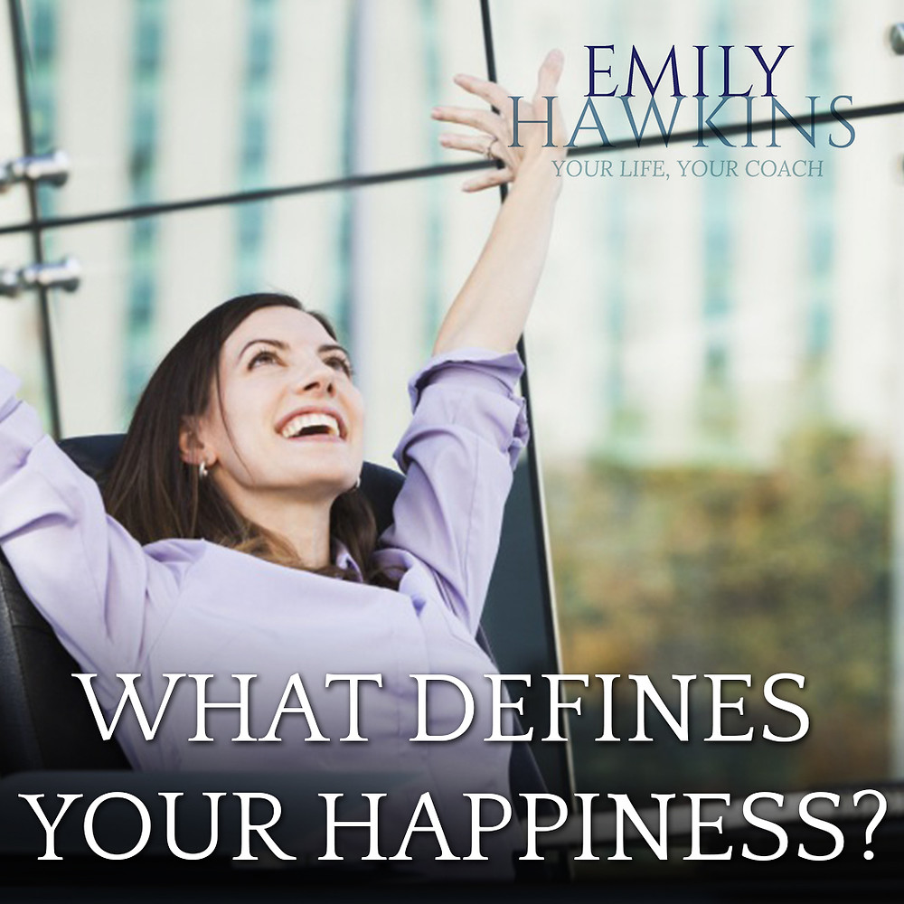 What Defines Your Happy?
