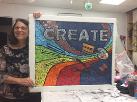 Create Grouted