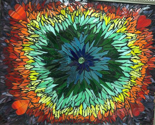 Mandala - Coaster