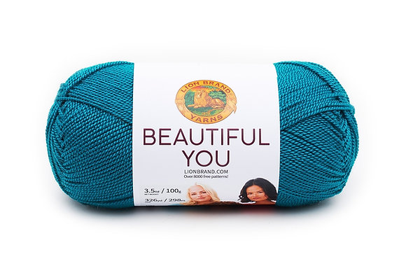 Lion Brand Beautiful You -4 color options