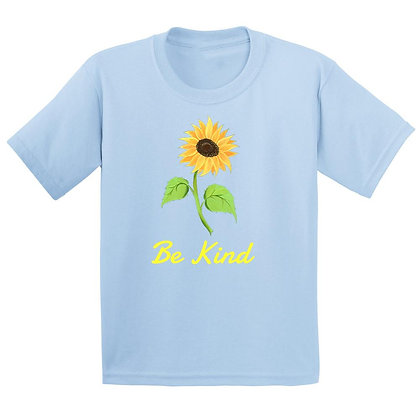 Flower Toddler & Child Shirts, by Katya