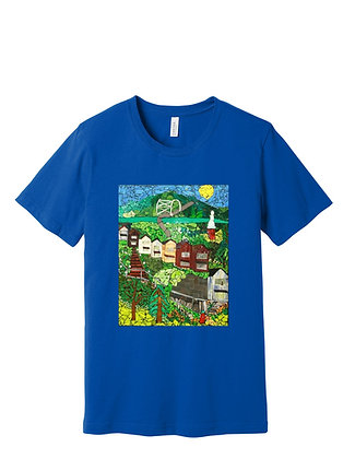 StepTrek in Pittsburgh, Child Shirts by Debbie of Mosaic Glass Creations