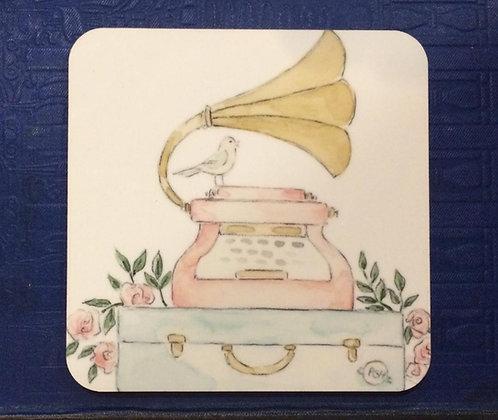 Songbird Artistry Coaster