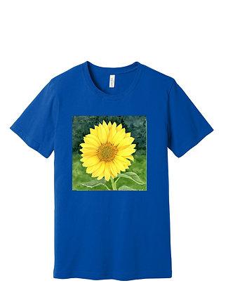 Flower Adult Shirts by Katya