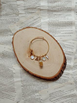 Harry Potter Inspired Wire Bracelet