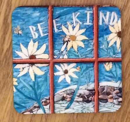 Bee Kind - Coasters