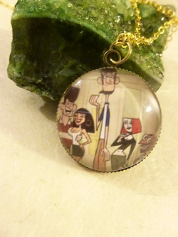 Clone High Necklace