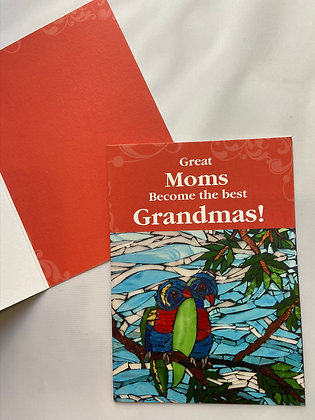 Great Moms... Card