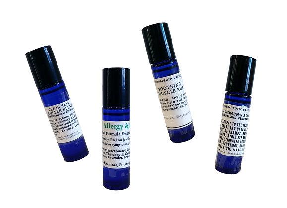 Essential Oils Blend Roller