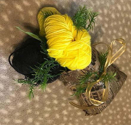Pittsburgh Proud Yarn Bouquet