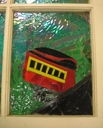 Stained Glass Mosaic Class with Debbie Maier Jacknin