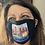 Thumbnail: Pittsburgh Pop Art Mask by April Minech