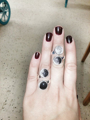 Moon Phase Rings