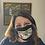 Thumbnail: Mask, Artwork by Madeline Sexton