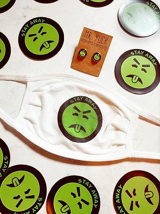 Mr. Guk 2-Layer Face Mask