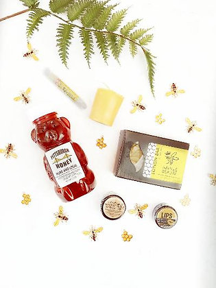 Pittsburgh Honey and Abeille Beaute Gift Basket