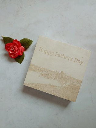 Happy Father's Day, Keepsake Pittsburgh Box