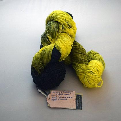 Yinz in Da Burgh, yarn by Strings & Strand