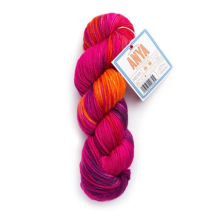 Lion Brand - Superwash Merino 4 color options