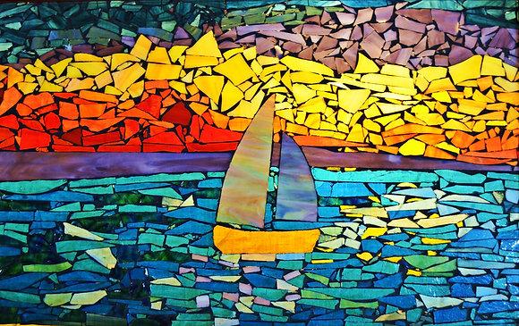 Sailboat Print