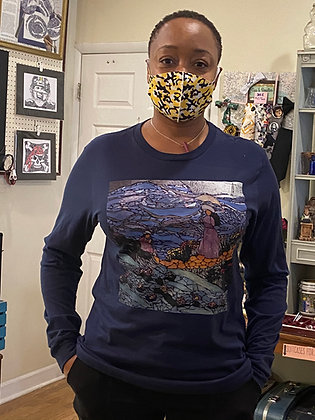 She Persists Shirt: long sleeve or short sleeve