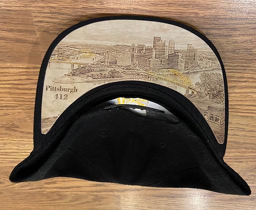 Pittsburgh Cap by Yinz Lidz