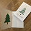 Thumbnail: Merry  Christmas , Greeting Card by Sweet Baby Paper Company