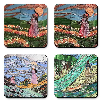She Persists - Coasters