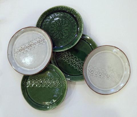 Small Ceramic Plate