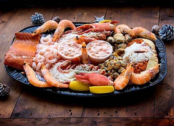 Luxury Lobster/Crab platter