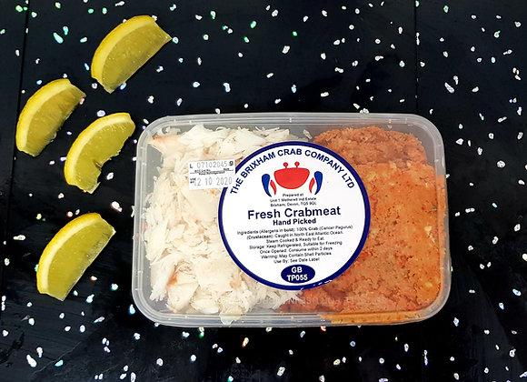 Fresh Handpicked Brixham Crab Meat (454g)