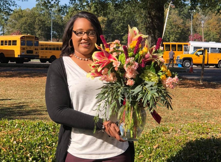 MHS Celebrates RCS Assistant Principal of the Year