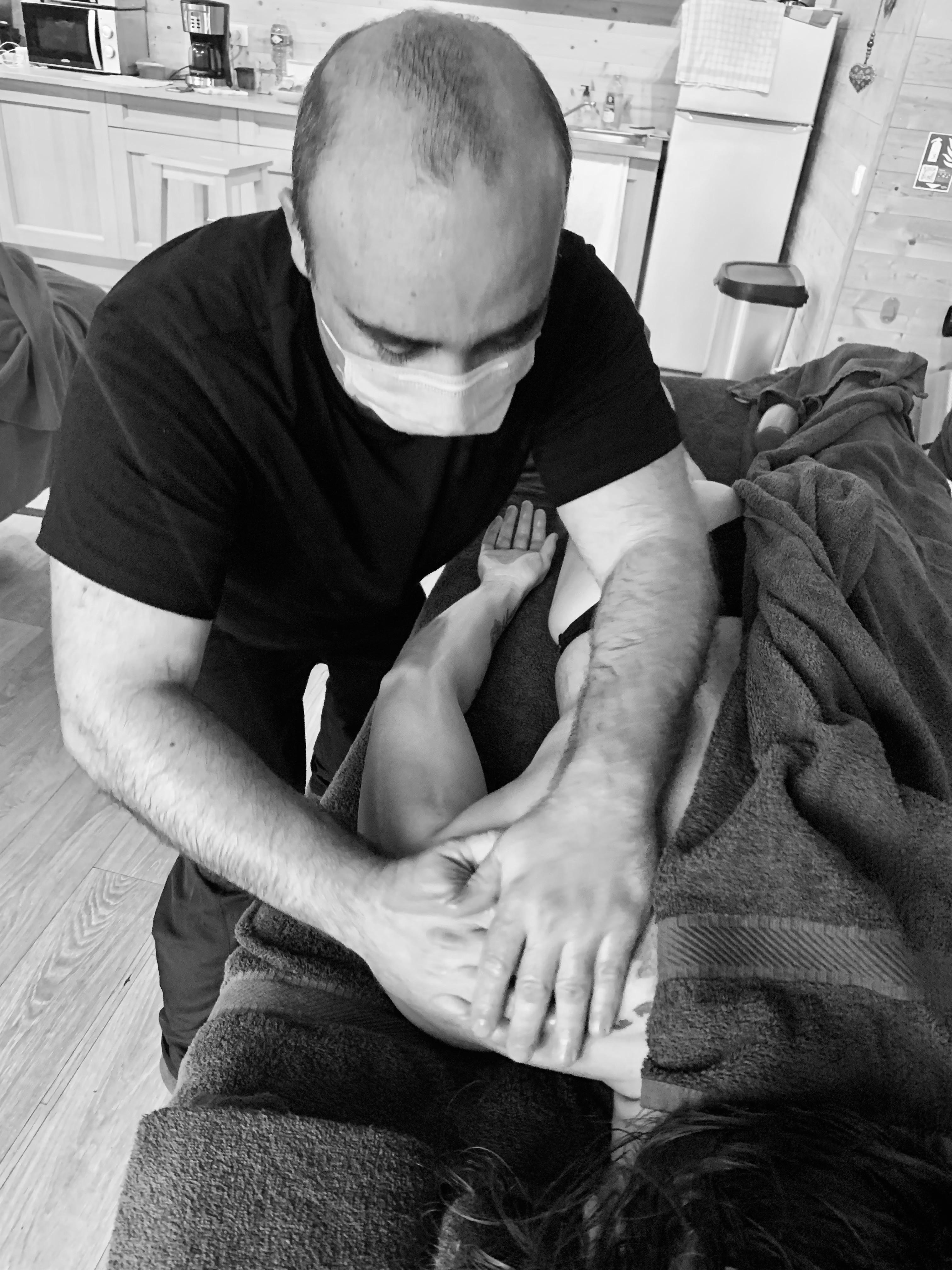 Massage Lomi Lomi d'1h30