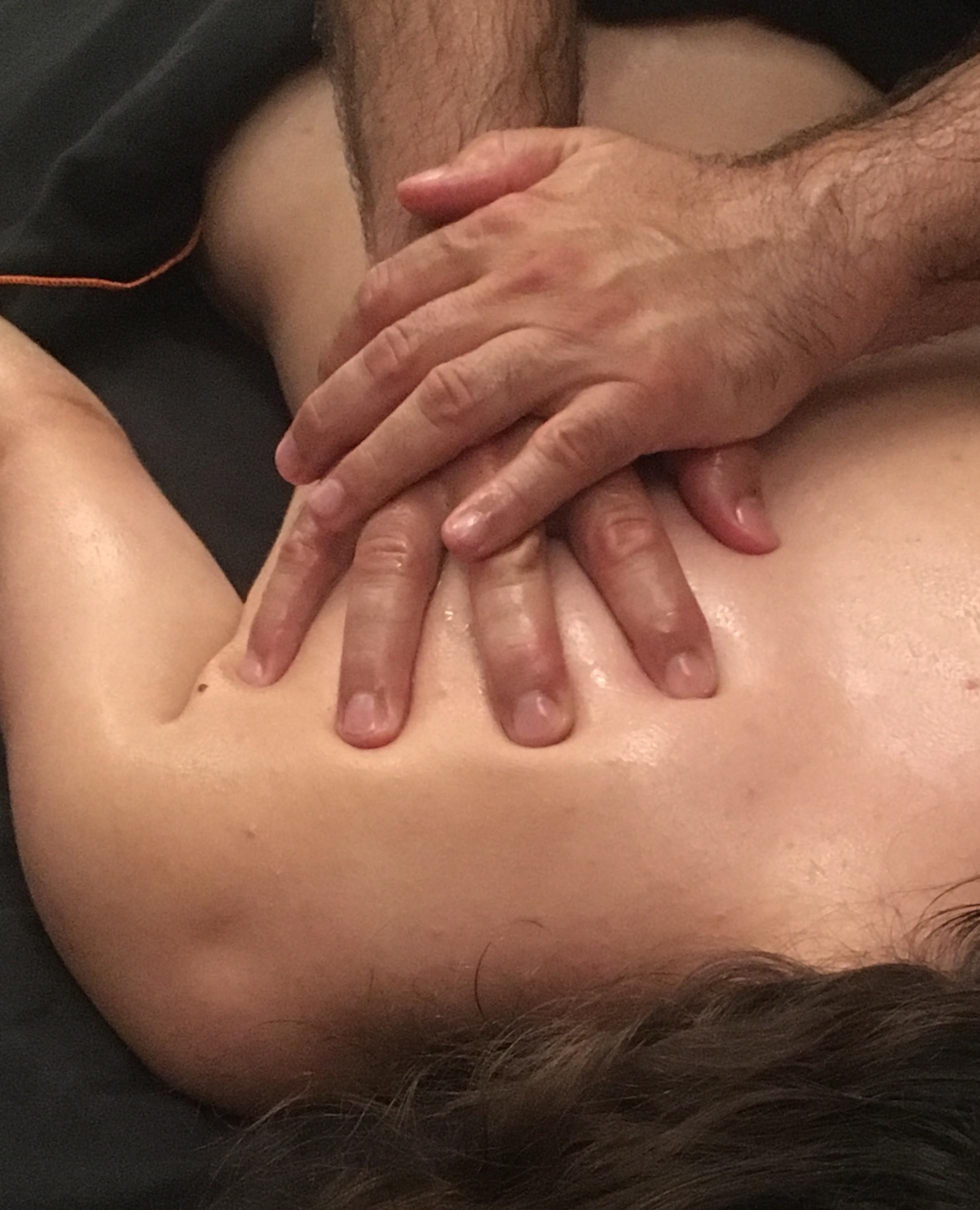Massage Californien d'1h