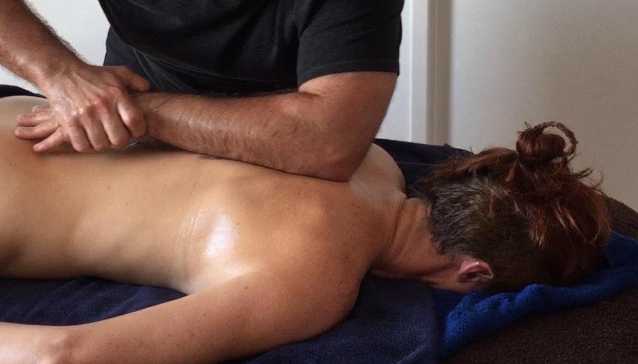 Massage bien-être d'1h30