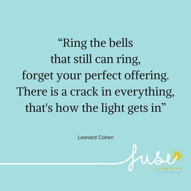Ring those bells!