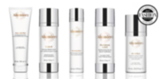 AlumierMD skin care products