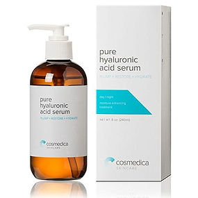 hyaluronic acid serum antiaging hydrating plumping