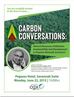 Carbon Conversations with Prof. S. Narine