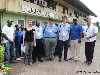 Peace and Overwhelming turnout at polling station in District 10 – LINDEN
