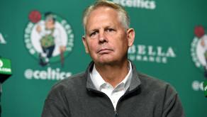 Celtics break hearts after Valentines Day, Ainge speaks out