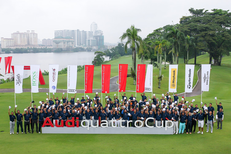 Audi quattro Cup 2017 – Driving for A Purpose