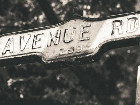 AVENUE RD.