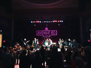AVENUE RD AT THE PALACE THEATRE