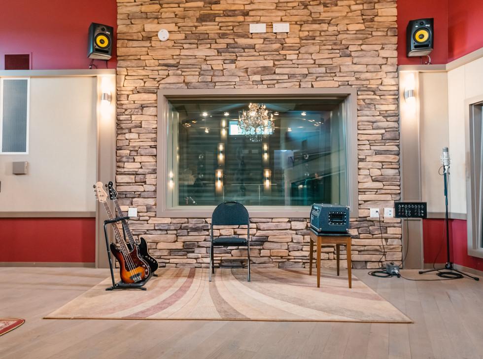 Studio A Live Room