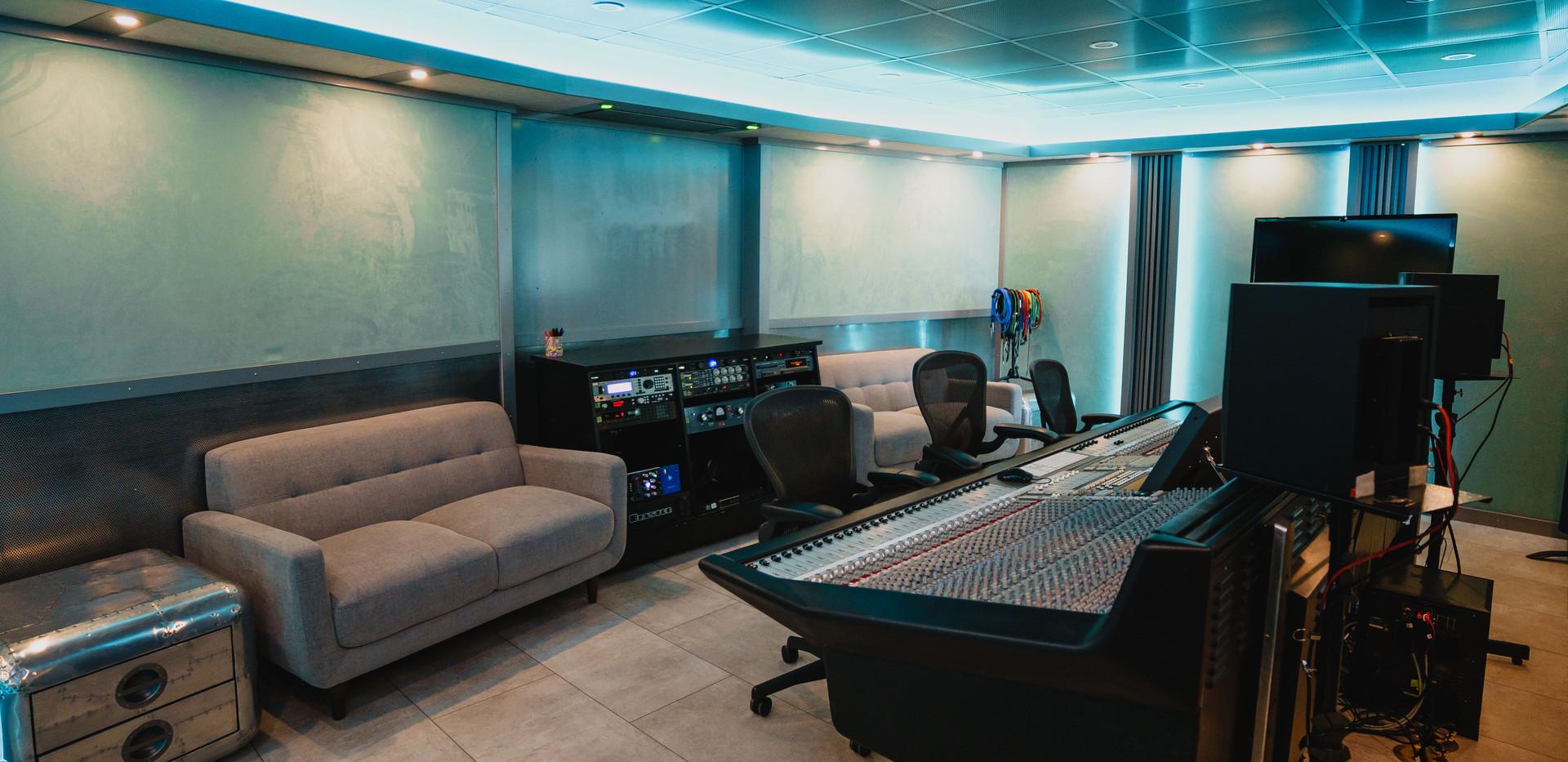Studio C Control Room